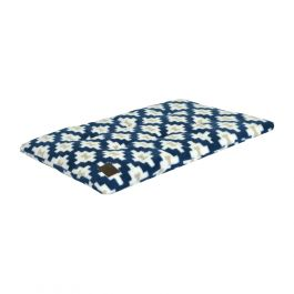 Small Fleece Dog Crate Pad, 24 x 18