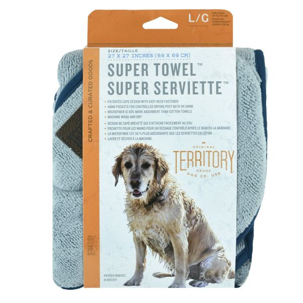 Super-Pet Towel, 27 x 27